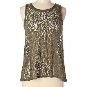BANANA REPUBLIC HERITAGE COLLECTION  Lace Tank
